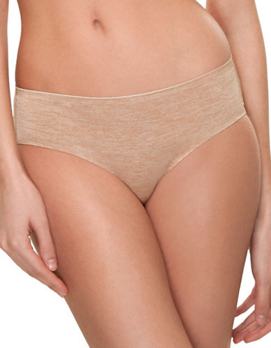 B. TemptD By Wacoal B Splendid Bikini-Fit Briefs-NUDE-Small