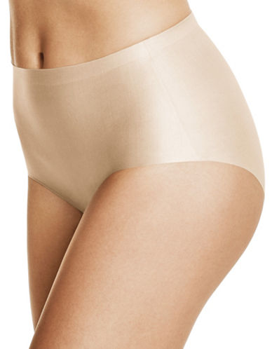 Wacoal Body Base Brief-CREAM-Small