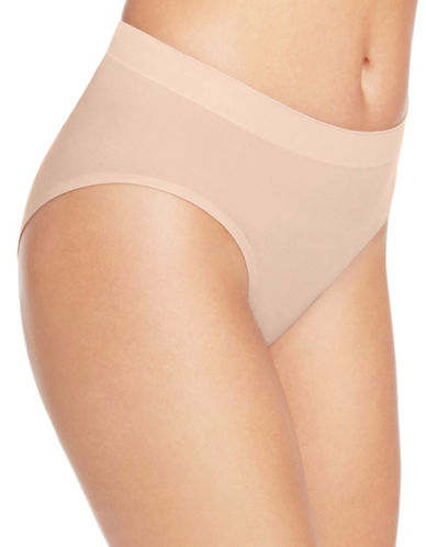 Wacoal Skinsense Hi-Cut Briefs-CREAM-Large