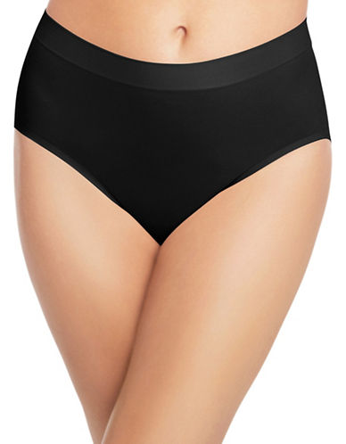 Wacoal Skinsense Briefs-BLACK-Small