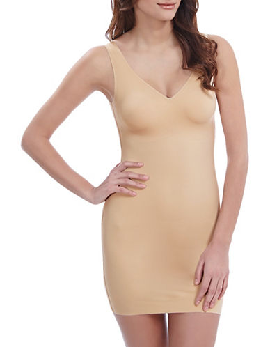 Wacoal Beyond Naked Slip-BEIGE-Medium