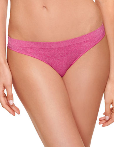 B. TemptD By Wacoal Splendid Thong-PINK-Large