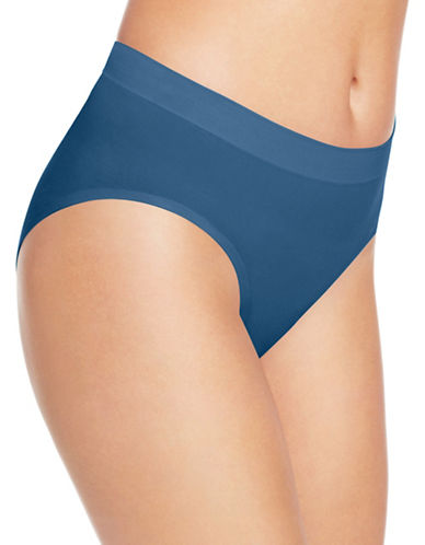 Wacoal Skinsense Hi-Cut Briefs-BLUE ASHES-Small