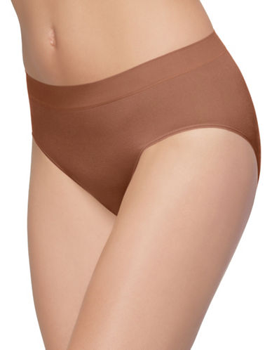 Wacoal B. Smooth Brief 838175-PECAN-Large