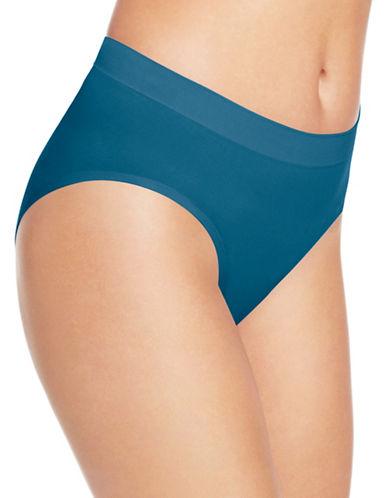 Wacoal Skinsense Hi-Cut Briefs-BLUE SAPPHIRE-Small