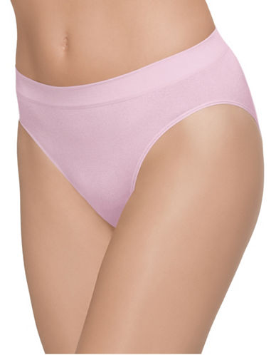 Wacoal B. Smooth Hi Cut Brief 834175-DAWN PINK-Medium
