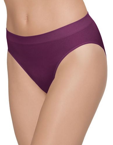 Wacoal B. Smooth Hi Cut Brief 834175-PURPLE-Small