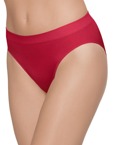 Wacoal B. Smooth Hi Cut Brief 834175-RED-Medium