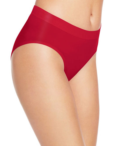 Wacoal Skinsense Hi-Cut Briefs-RED-Large