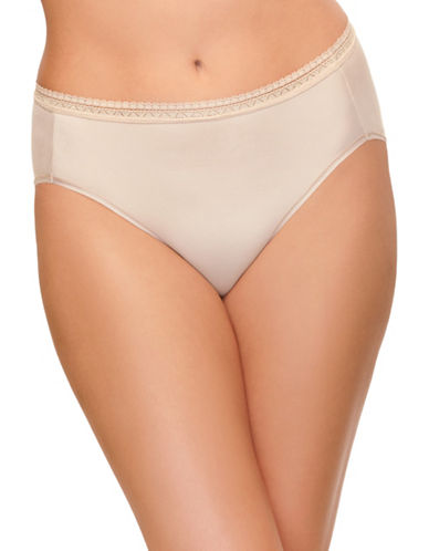 Wacoal Perfect Primer Hi-Cut Brief-BEIGE-Small