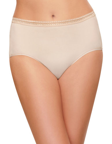 Wacoal Perfect Primer Hi-Cut Brief-BEIGE-X-Large