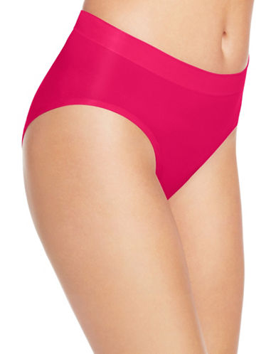 Wacoal Skinsense Hi-Cut Briefs-LOVE POTION-Large