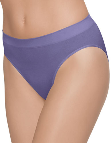 Wacoal B. Smooth Hi Cut Brief 834175-TWILIGHT PURPLE-Medium