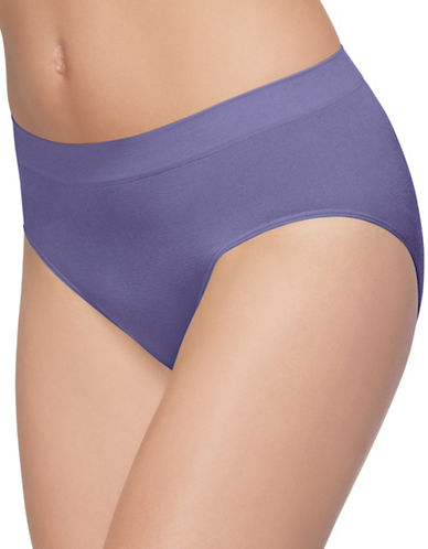 Wacoal B. Smooth Brief 838175-TWILIGHT PURPLE-Small