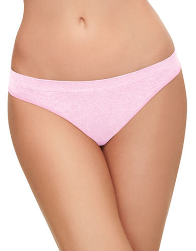 B. TemptD By Wacoal Splendid Thong-CHERRY BLOSSOM-Medium