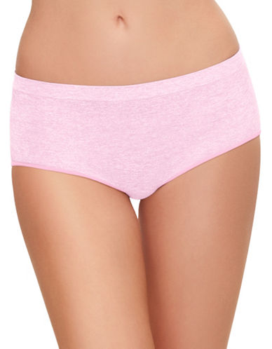 B. TemptD By Wacoal Splendid Hipster Panties-CHERRY BLOSSOM-Medium