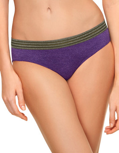 B. TemptD By Wacoal Spectator Bikini Bottoms-ACAI-Large