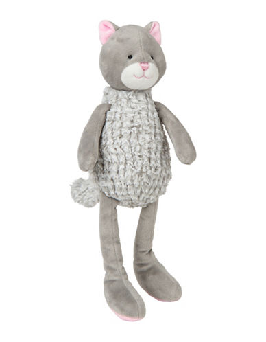 Mary Meyer Talls And Smalls Kitty - 13in-GREY-One Size