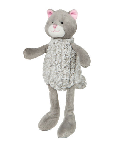 Mary Meyer Talls And Smalls Kitty - 9in-GREY-One Size