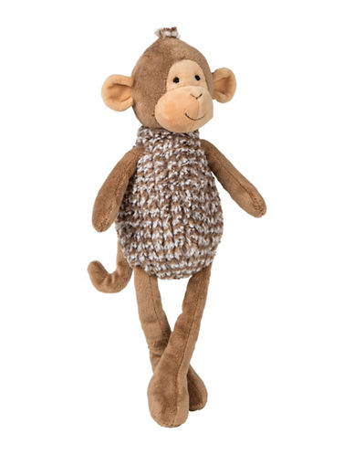 Mary Meyer Talls And Smalls Monkey - 13in-BROWN-One Size