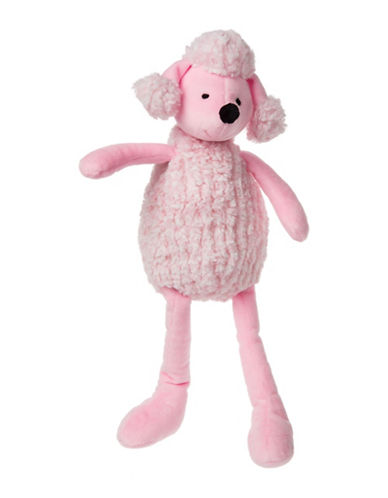 Mary Meyer Talls And Smalls Poodle - 13in-PINK-One Size