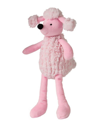 Mary Meyer Talls And Smalls Poodle - 9in-PINK-One Size