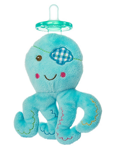Mary Meyer Baby Buccaneer Octopus Pacifier-BLUE-One Size 89938286_BLUE_One Size