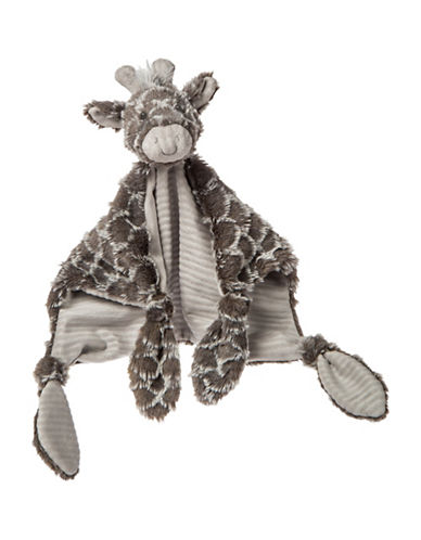 Mary Meyer Afrique Giraffe Character Blanket-GREY-One Size