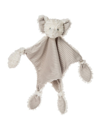 Mary Meyer Afrique Elephant Character Blanket-GREY-One Size