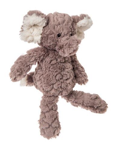 Mary Meyer Putty Nursery Elephant-GREY-One Size