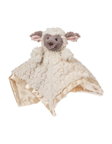 Mary Meyer Putty Nursery Lamb Character Blanket-BEIGE-One Size