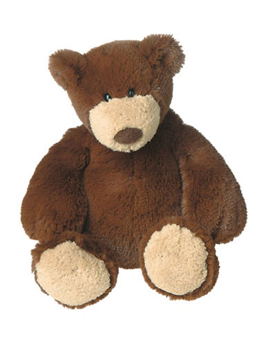Mary Meyer Big Brownie Bear-BROWN-One Size