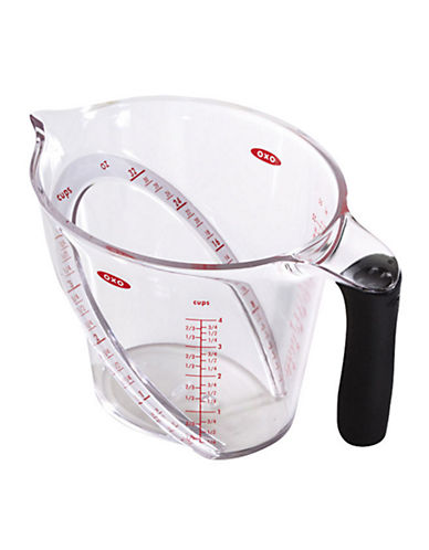 Oxo Good Grips Measuring Cups  4 Cup Angled-CLEAR-One Size 30951404_CLEAR_One Size
