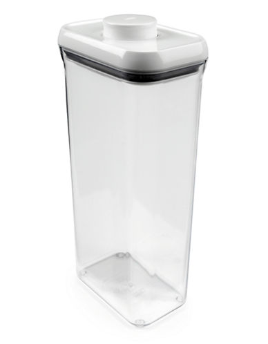 Oxo 3.4 Quart Pop Lid Container-CLEAR-One Size