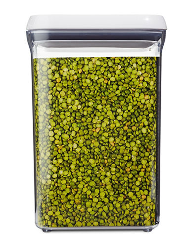 Oxo Good Grips  Pop  Canister 2.5 Qt-WHITE-2.5