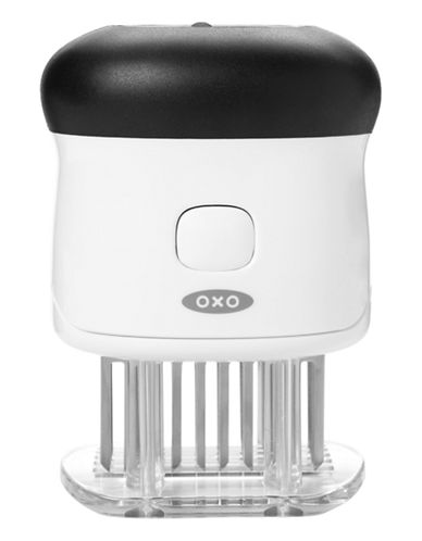 Oxo Bladed Meat Tenderizer-SILVER-One Size