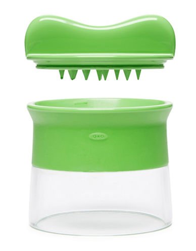 Oxo Hand-Held Spiralizer-GREEN-One Size