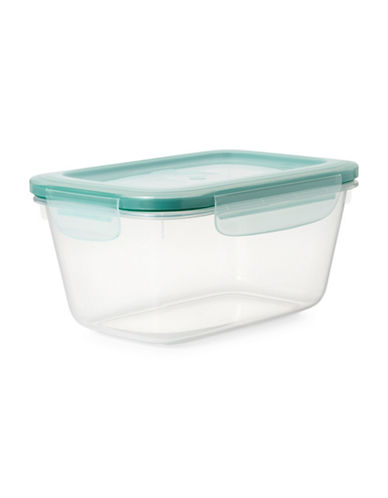 Oxo Snap Rectangular Container - 2.3L-CLEAR-One Size