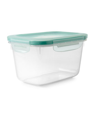 Oxo Snap Rectangular Container - 1.5L-CLEAR-One Size