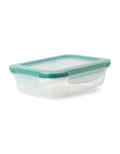 Oxo Snap Rectangular Container - 1.2L-CLEAR-One Size