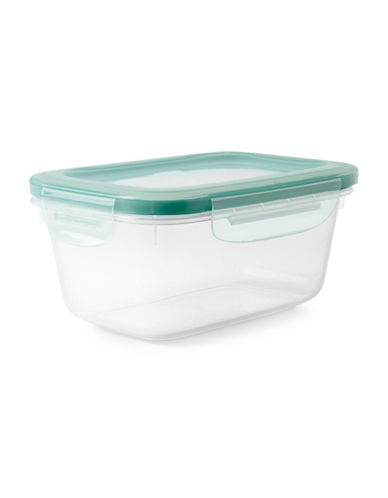 Oxo Snap Rectangular Container - 1.1L-CLEAR-One Size