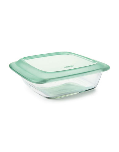 Oxo Square Baker with Lid-CLEAR-One Size