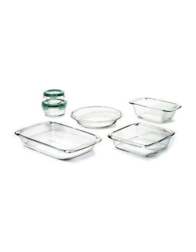 Oxo Good Grips 8 Piece Set-CLEAR-One Size