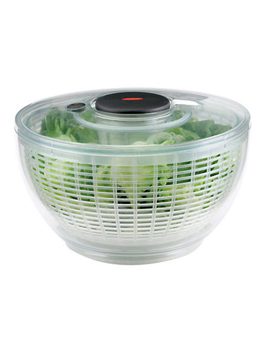 Oxo Small Salad Spinner-WHITE-One Size