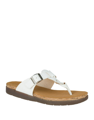 Sperry Dillon Faye Thong Sandals-IVORY-7.5