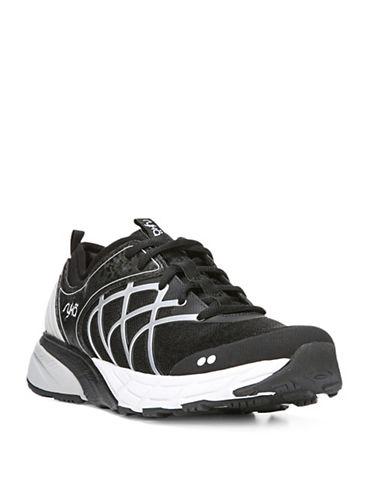 Ryka Nalu Athletic Running Shoes-BLACK WHITE-6.5 88833945_BLACK WHITE_6.5
