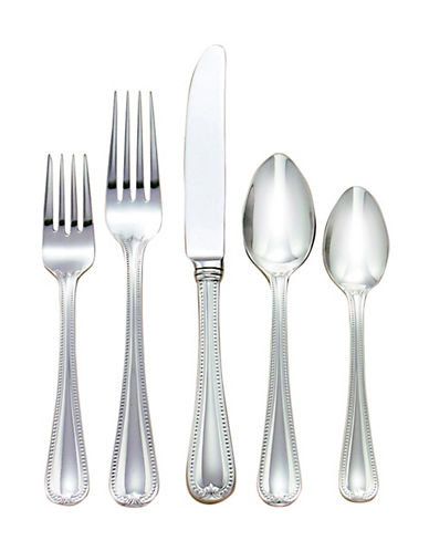 Dansk Vintage Jewel 5 Piece Place Setting-SILVER-One Size