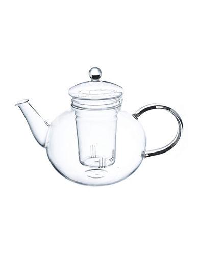 Grosche 1250ML Monaco Infuser Teapot-CLEAR-One Size