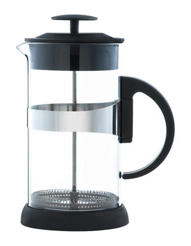 Grosche 350ML Zurich French Press Coffee Maker-BLACK-350 ml