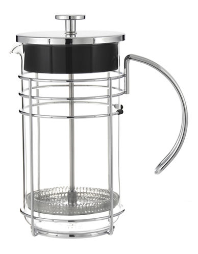 Grosche Madrid French Coffee and Tea Press-BLACK-One Size
